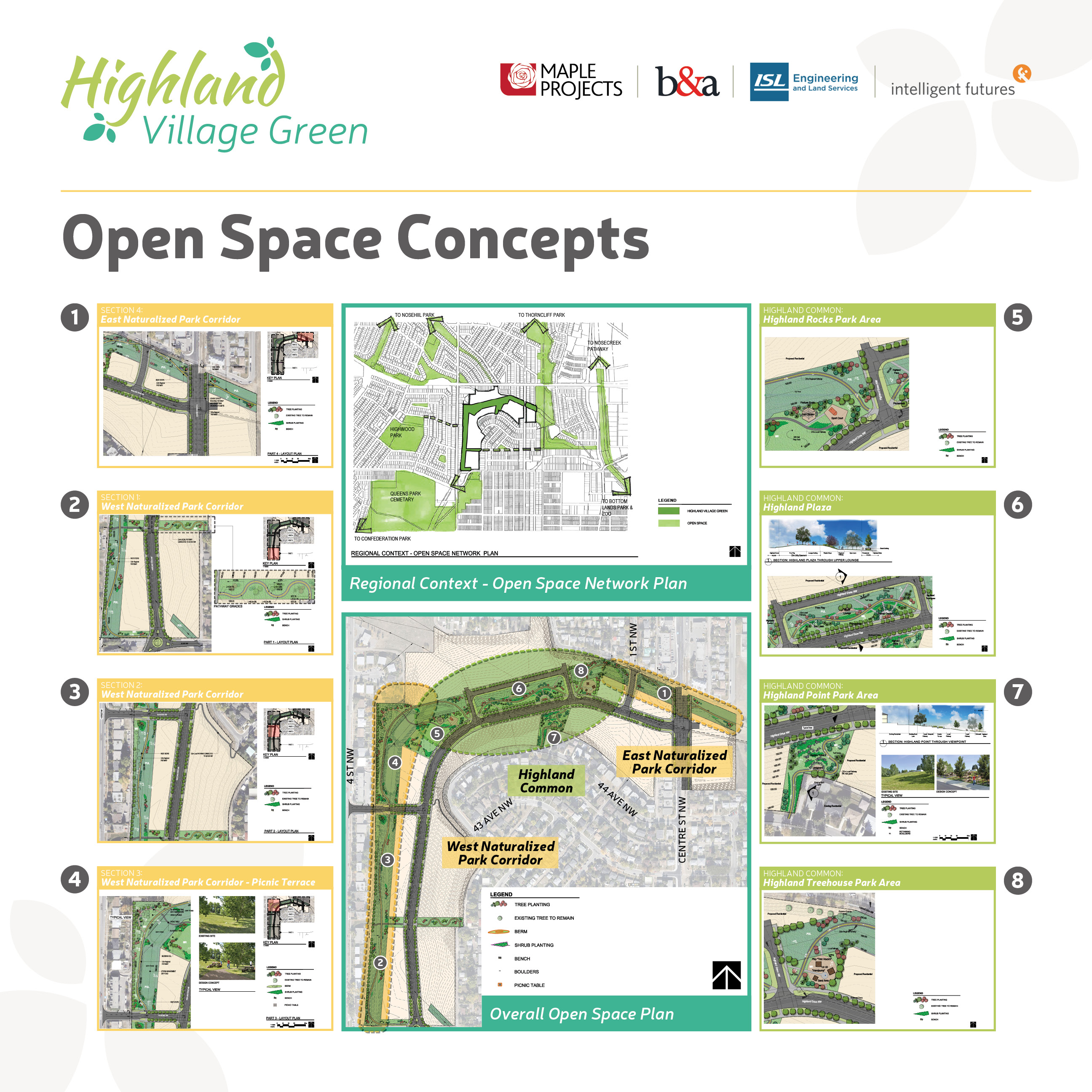 1564 - Highland Village Green - Open House March 2016 - Final Boards5